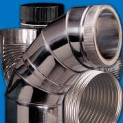 Модульный дымоход из нержавеющей стали
