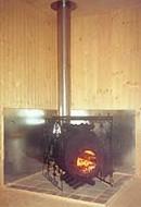 Камин - пожароопасное устройство