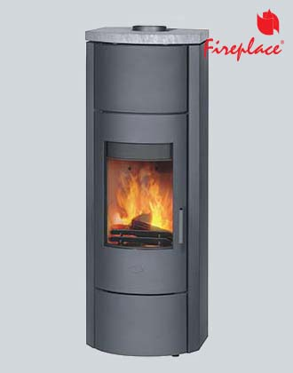 Fireplace Prato Grau печь-камин